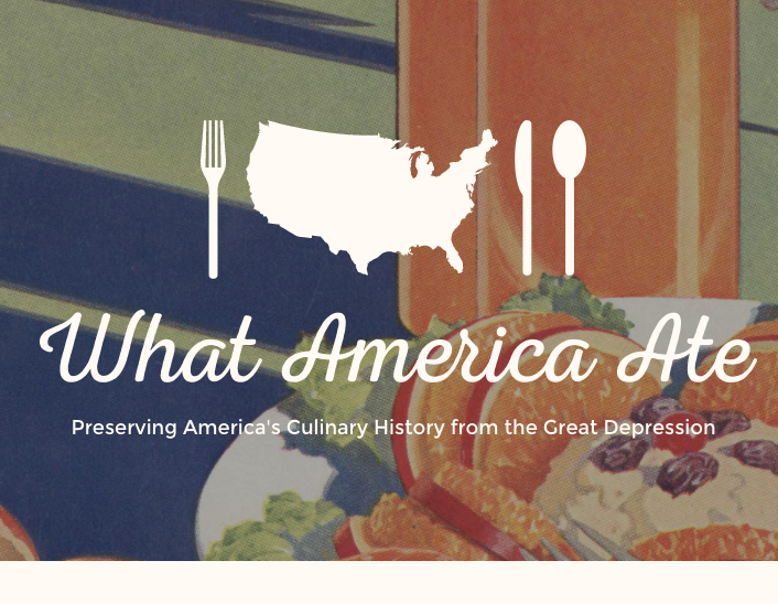 """Analysis of """"What America Ate"""" – Research in DH"""
